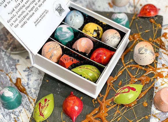 Gooey Caramel Chocolate Collection