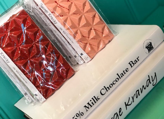 George Kranky - Milk Chocolate Bar