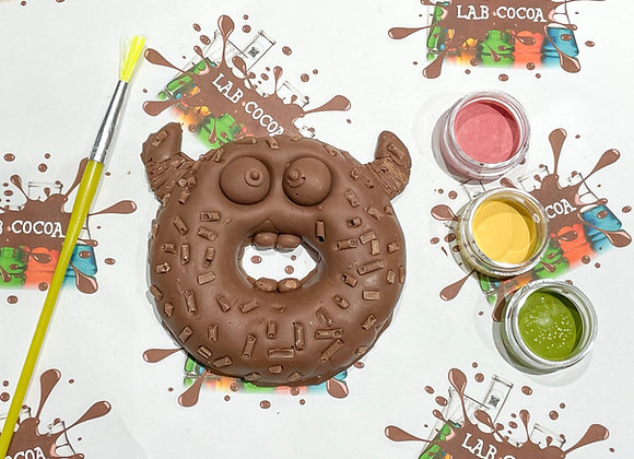 Chocolate Douglas Paint 'n' Create Set