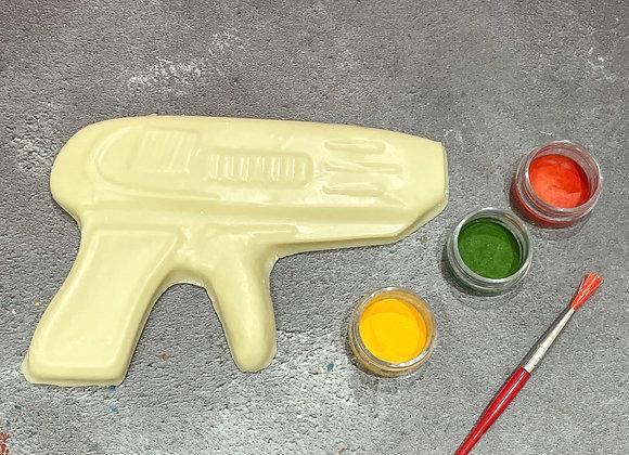Laser Gun Paint 'n' Create Set