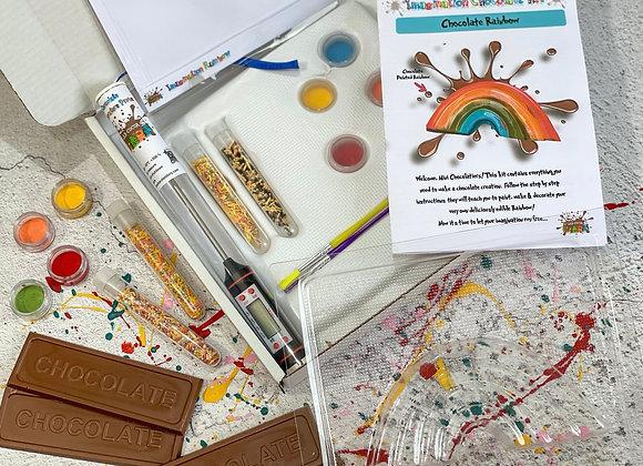Chocolate Rainbow Imagination Kit