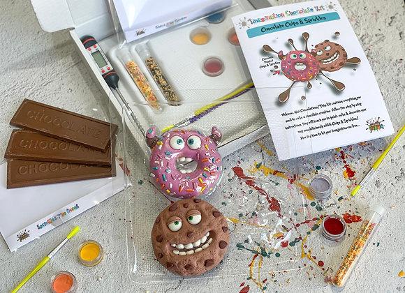 Imagination Sprinkle & Chips  Chocolate Kit