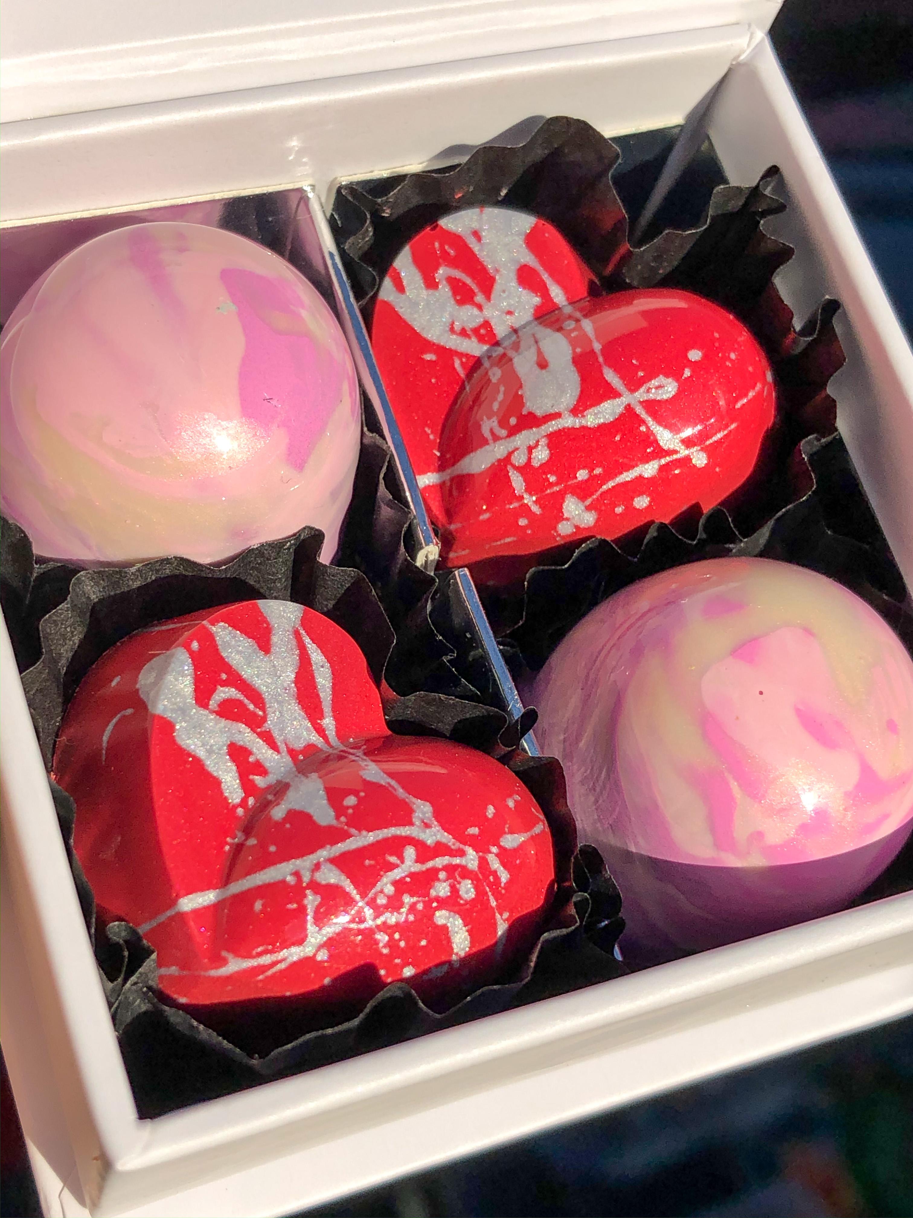Daniella Draper Valentines Chocolate Col