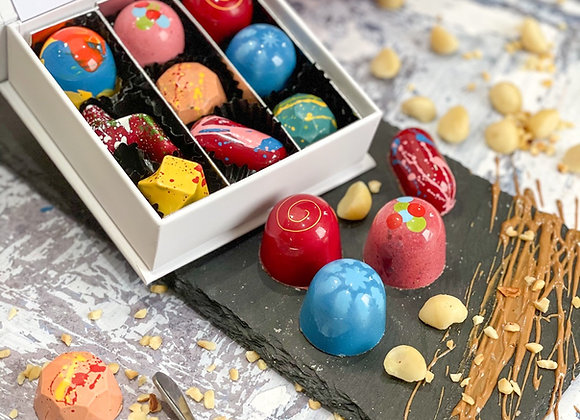 Praline Chocolate Collection