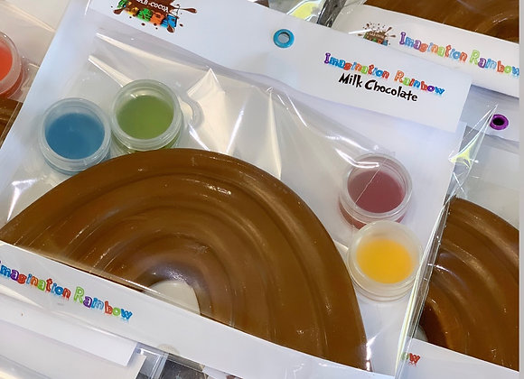 Imagination Paint 'n' Create Chocolate Rainbow