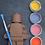 Chocolate Figures  Paint 'n' Create Set