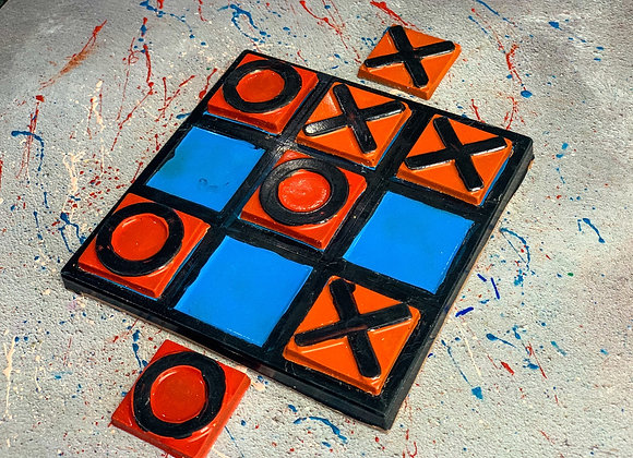 Chocolate Noughts & Crosses Imagination Kit