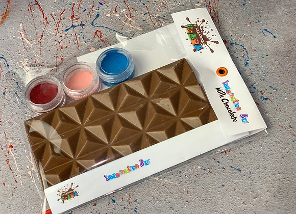 Chocolate Bar Paint 'n' Create Set