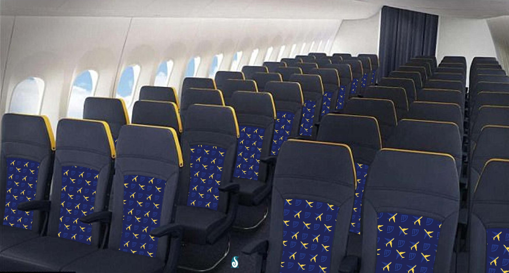 Ryanair - Seating Design