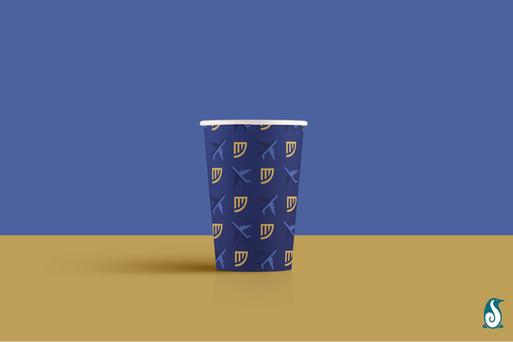 Ryanair - Paper Cups
