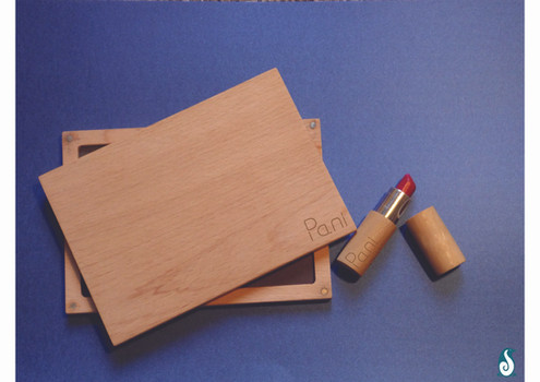 Pani Cosmetics - Packaging