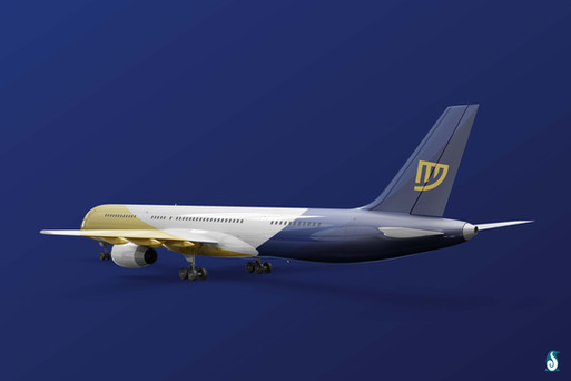 Ryanair - Plane