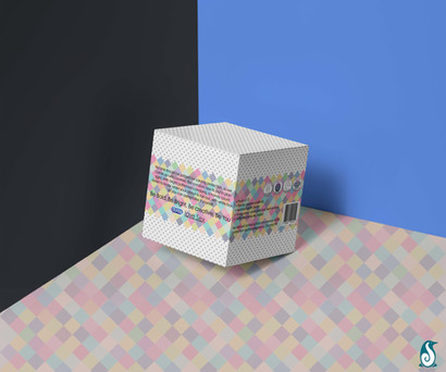 Durex box Mock up