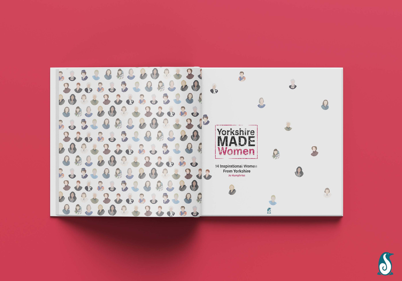 Yorkshire Made Women - First pages