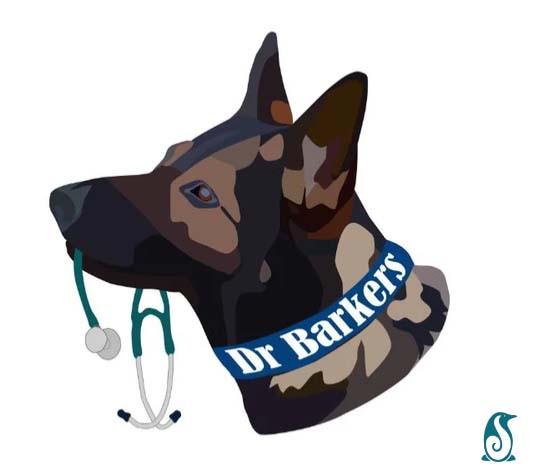 Dr Barker Logo