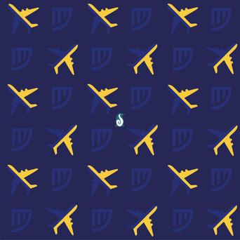Ryanair - Pattern Design