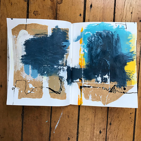Studio Sketches July 2019