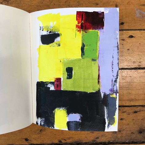 Studio Sketches January 2020