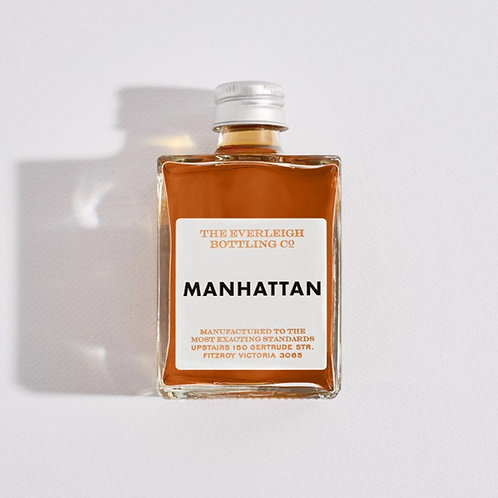 Manhattan Bottled Cocktail