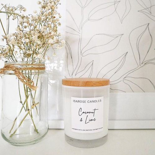 Coconut & Lime Candle