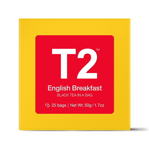English Breakfast gift cube