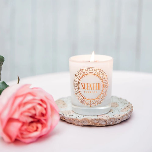 Bloom Candle by Scented Purpose