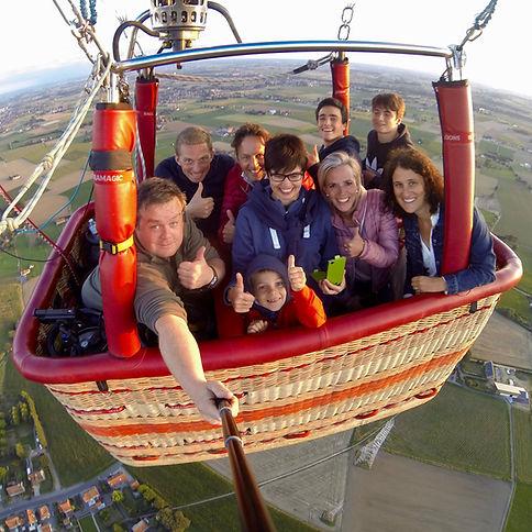 Skyview Balloons - Luchtballonvaart
