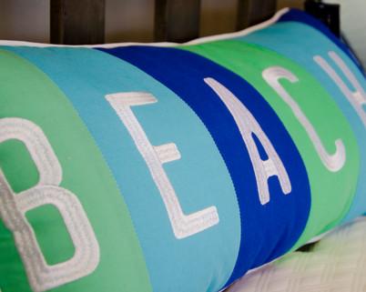 Beachy Pillow