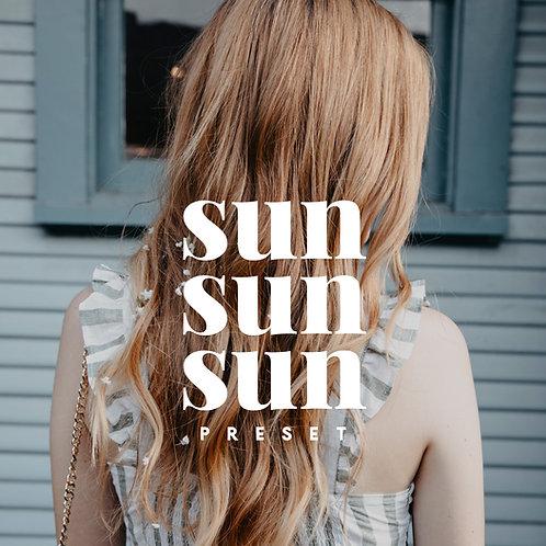 SUN, SUN, SUN DESKTOP