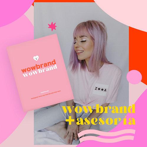 Wowbrand E-book + Asesoría Guiada