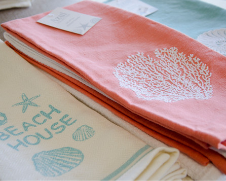 Beach Tea Towels