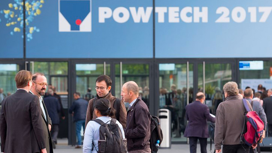 Join Us at the POWTECH Show 2017 in Nuremberg, Germany