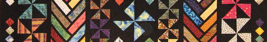 2014 raffle quilt detail