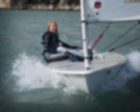 BC Sailing Championships - Laser