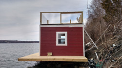 Finger Lakes boathouse builder