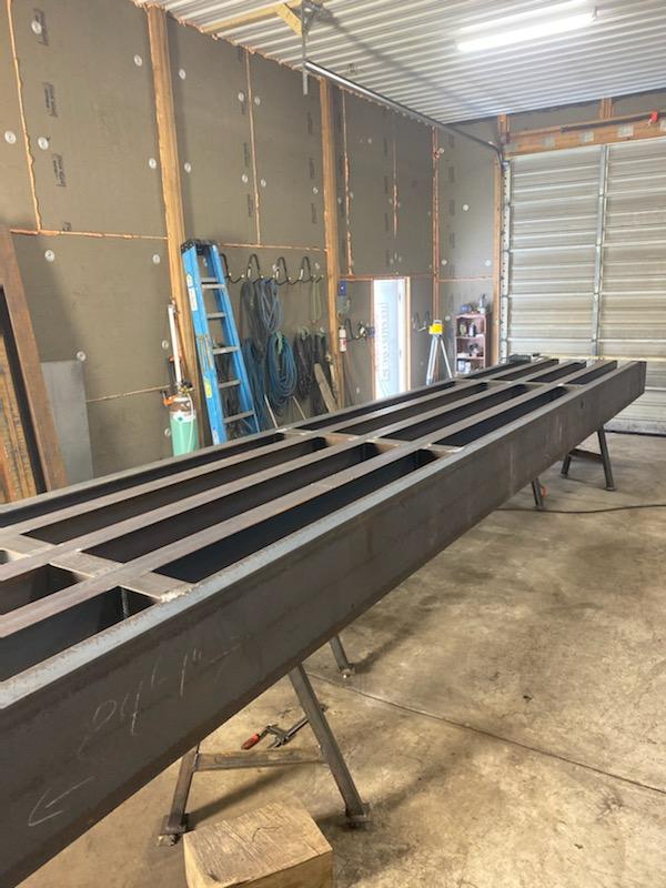 Heavy Duty Prefabricated Permanent Docks