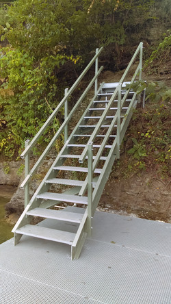 Composite Stairs