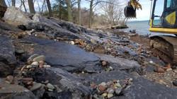 Lake Ontario Armor Stone