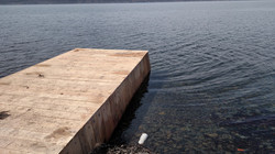 Seneca Lake Dock Repair