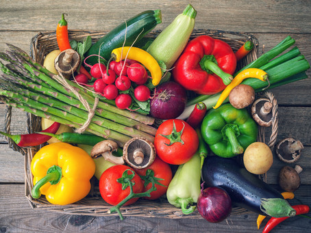 The 5 Pillars of Health: Pillar #1 - Get  Your Nutrients!