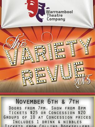2015 - Variety Revue