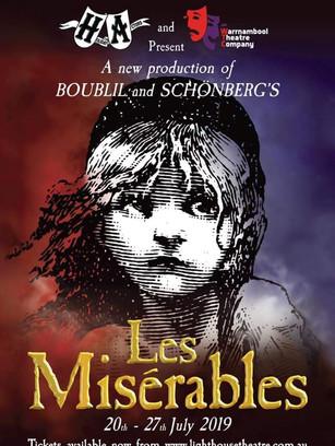 2019 - Les Miserables