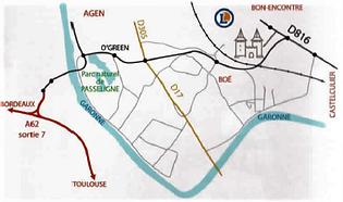 itineraire-hotel-chateau-boe-agen-saint-