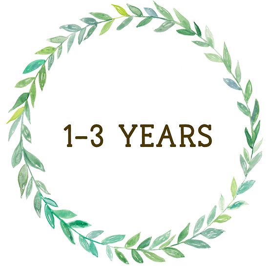 1-3 years