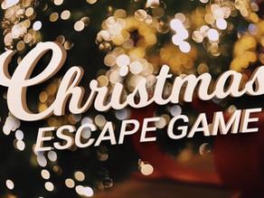 Ecco Christmas Escape Game, una Escape Room di Natale per le famiglie