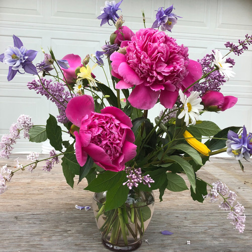 Edulis Superba Bouquet