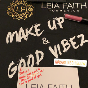 Leia Faith Cosmetics: Yay or Nay?