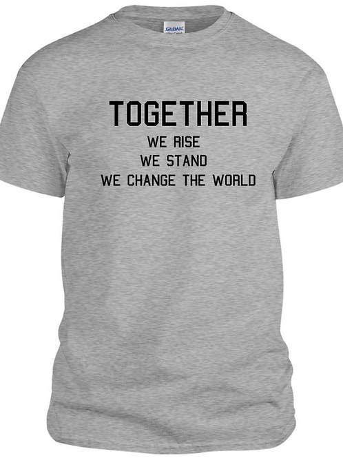 Together We Change the World