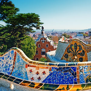 Visite des lieux principaux de Gaudi (4 heures de visite)