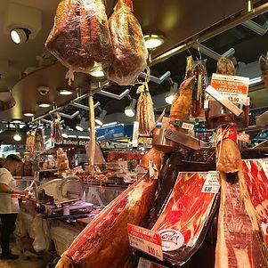 Coup d'œil à Barcelone et dégustation de tapas